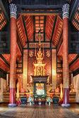 Memorial Wax Buddhist monks — Foto de Stock