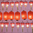 Japanese lanterns — Stock Photo #40713595