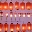 Japanese lanterns — Stock Photo #40713701