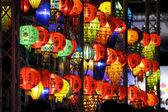 Festival de los faroles — Foto de Stock