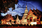 храм пхра сингх — Стоковое фото