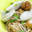Stock Photo: Thai noodle