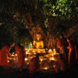 Makha Bucha Day — Stock Photo #40884625