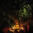 Makha Bucha Day — Stock Photo #40884737