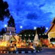 Chedi Luang temple : Chiang Mai Thailand. — Stock Photo #41398689