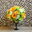 Artificial flowers — Stock Photo #41526745