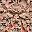 Buddhism wall pattern — Stockfoto #41531659