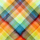 Abstract tartan watercolors — Stock Photo