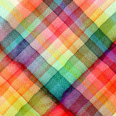 Abstract tartan watercolors — Stockfoto