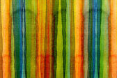 Abstract stripe watercolors — Foto Stock