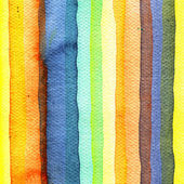 Abstract stripe watercolors — Stock Photo