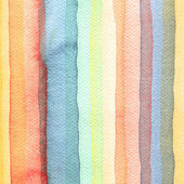 Abstract stripe watercolors — Stock fotografie