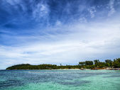 Koh Lipe sea in Thailand — Stock Photo