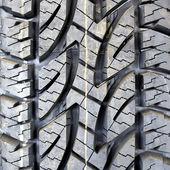Textura de pneu — Foto Stock