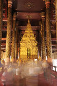 THE TEMPLE LAMPANG THAILAND — Stock Photo