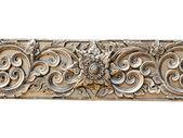 Decorative Art of Lanna Thai. — Stock Photo