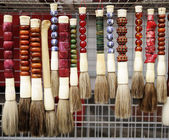 Chinese brush. — Stock Photo