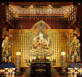 The Lord Buddha Chinese — 图库照片