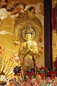 The statue of Buddha — Foto de Stock