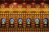 Chinese Buddha Tooth Relic. — Photo