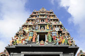 Sri Mariamma architecture — 图库照片
