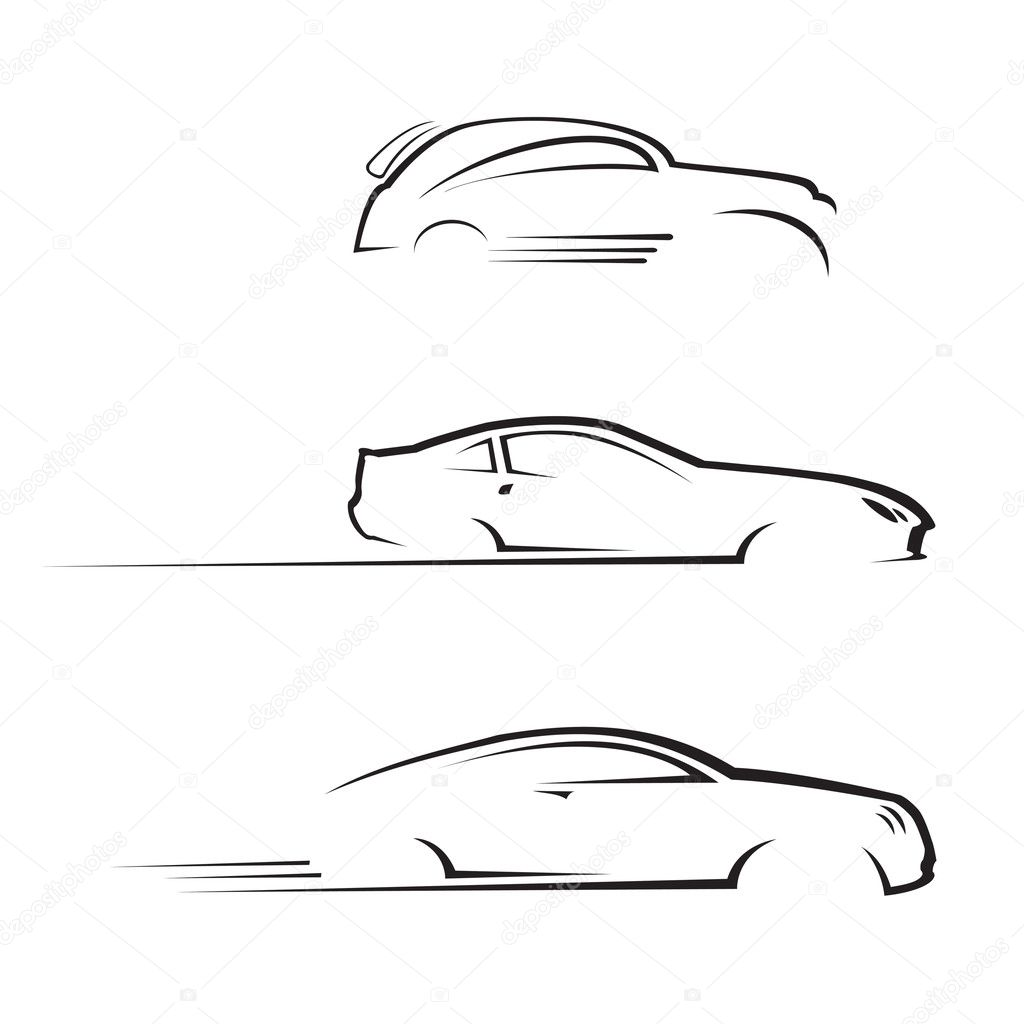 pro vehicle outlines free vectors ui download