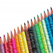 Colour pencils — Foto de stock #12454108