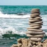 ������, ������: Stones on sea