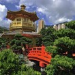 The Pavilion of Absolute Perfection in the Nan Lian Garden, Hong — Stock Photo #25375921