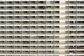 Condominium  pattern — Stock Photo