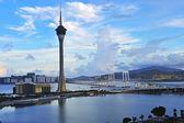 Urban landscape of Macau — Stock Photo
