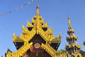 Schwedagon Paya,Yangon,Burma — Stock Photo