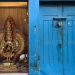 Souvenirs in Kathmandu, Nepal — Stock Photo #25387593
