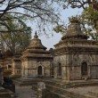 Stock Photo: Pashupatinath Temple one of most significant Hindu temples,