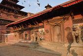 Patan durbar square — Stok fotoğraf