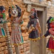 Stock Photo: Nepalepuppets, Nepal