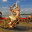 Stock Photo: Royal Barge Thailand