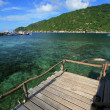Island in southern Thailand, Koh Tao, Chumphon. — Stock Photo