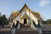 Wat pumin temple at nan province of thailand — Foto Stock