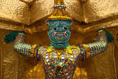 Giant Buddha in Grand Palace, Bangkok, Thailand — ストック写真