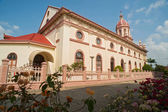 Santa Cruz Church (the Portuguese legacy in Bangkok) — Stock Photo