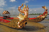 Royal Barge Thailand — Stock Photo