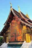 Wat xiang thong,temples in Laos — Stock Photo
