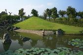 Royal Flora Expo, Chiang Mai, Thailand — Stock Photo