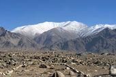 Leh Ladakh - parte norther lontano dell'india — Foto Stock