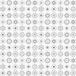 Christmas wallpaper and pattern — Imagen vectorial