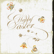 Stock vektor: Happy Easter calligraphy