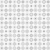 Christmas wallpaper and pattern — Vecteur