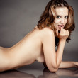 Nude beautiful woman — Stock Photo