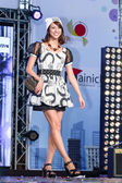 Japanese Fashion Show from JAPAN in Japan Festa in Bangkok 2013. — Stock Photo